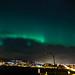 Aurora Borealis - Northern Lights - Norðlýsið