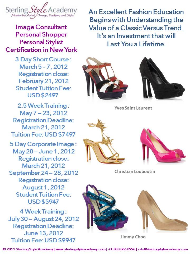 New York Image Consultant Training Personal Stylist Pe Flickr