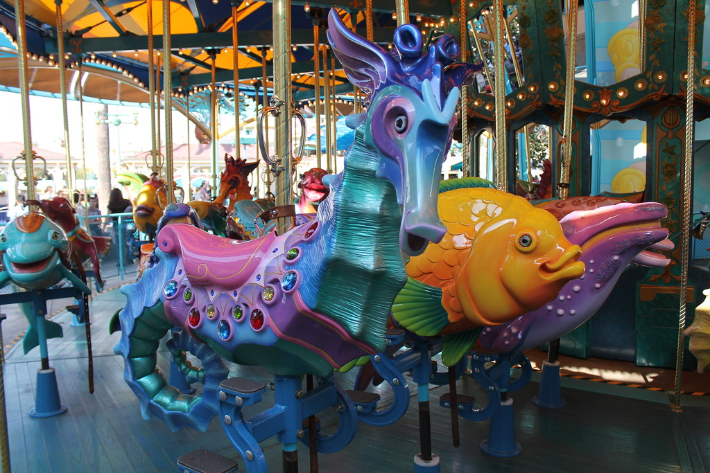 king tritons carousel of the sea taken on february 12