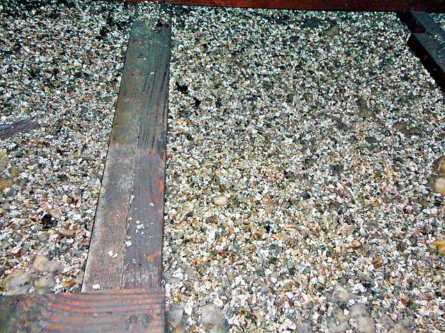 Zonolite Insulation Vermiculite In Attic Flickr
