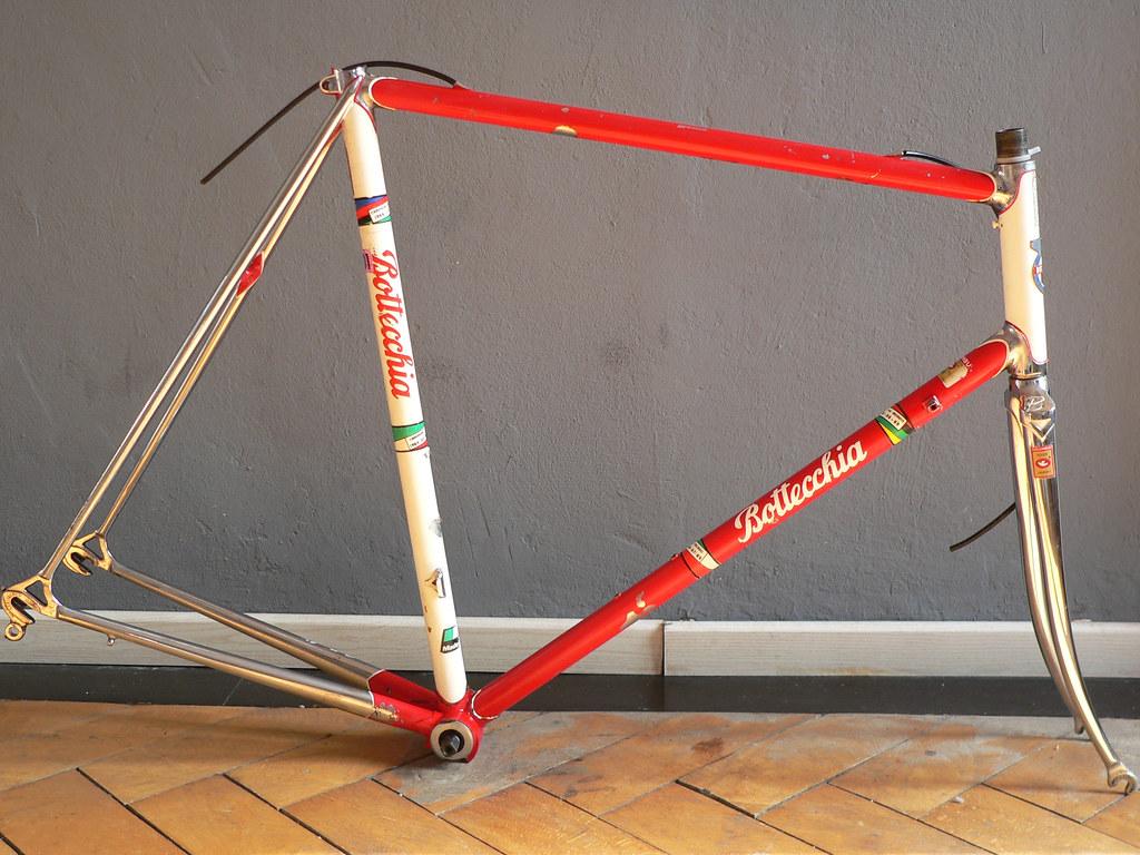 For Sale Sign Picture >> Bottecchia cinelli Professional Bike Frame 59x57 cm | Flickr