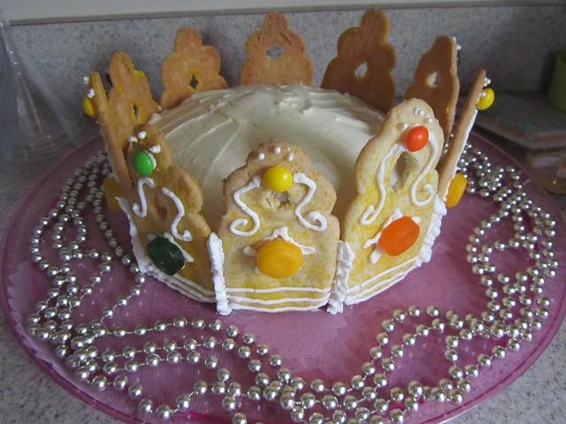 Crown Royal Cake Design