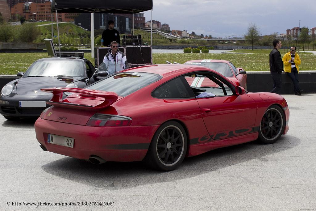 1999 Porsche 911 Gt3 Cs 996 Spanish Coches Flickr