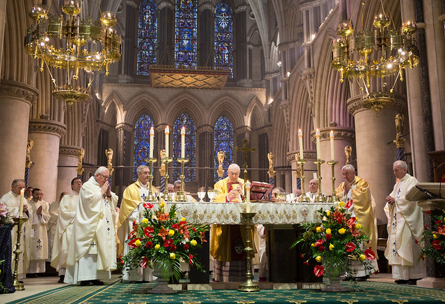 Diocese of East Anglia 40th Anniversary Mass, June 2016