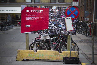 Hej Cyclist Here is Your Bicycle | by Mikael Colville-Andersen