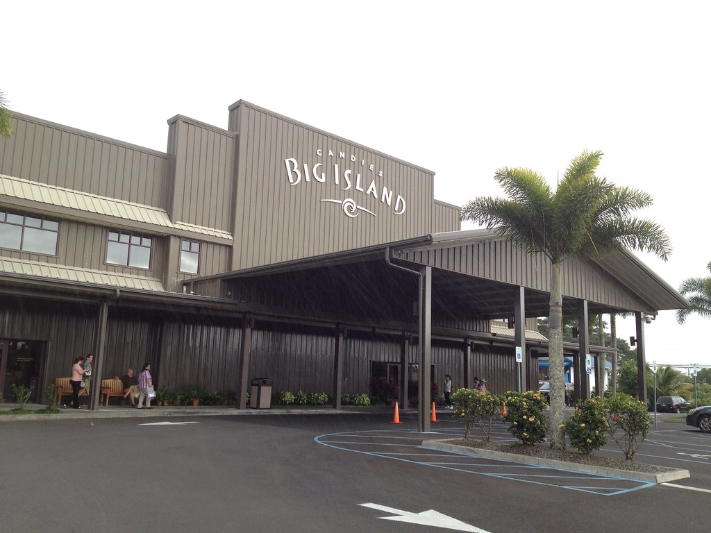 Big Island Candies Stock History