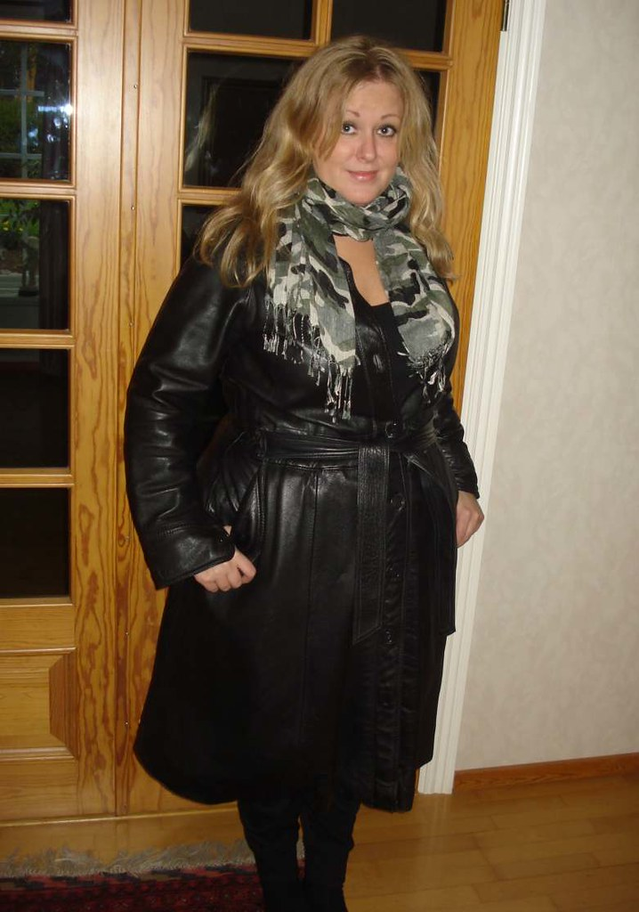 Leathercoat  Leathercoat  Lena Leder  Flickr-5251