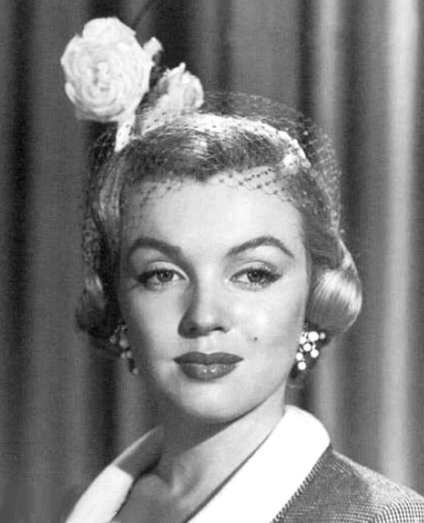 Marilyn Monroe - publicity for ''Love Nest'' (1951)   Flickr