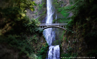 Multnomah Falls, OR | by lisataylorstudios