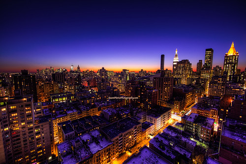Sunset in the City (nyc) | by Jason Pierce Photography