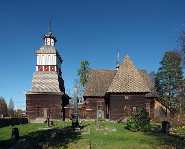 ペタヤヴェシの古い教会の画像 p1_20