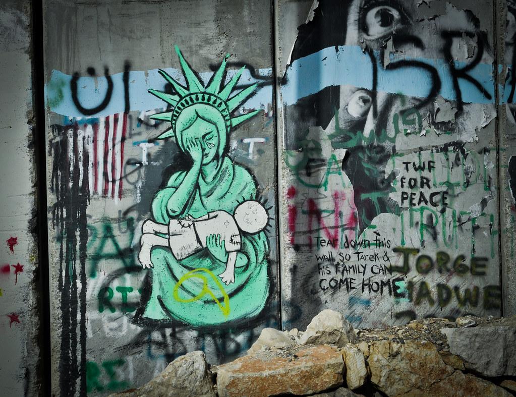 Palestinian Liberty Leading