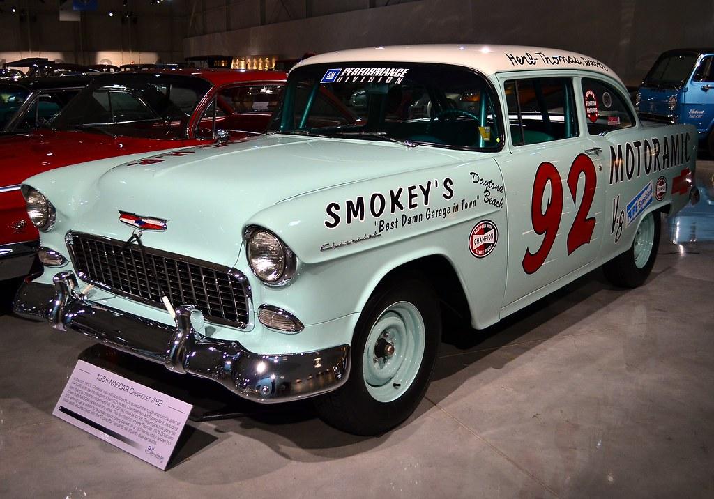 1955 Chevrolet 150 #92 Nascar | scott597 | Flickr