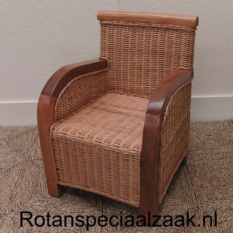 Kinderstoeltje astrid rotan riet riet for Rotan eettafel stoel