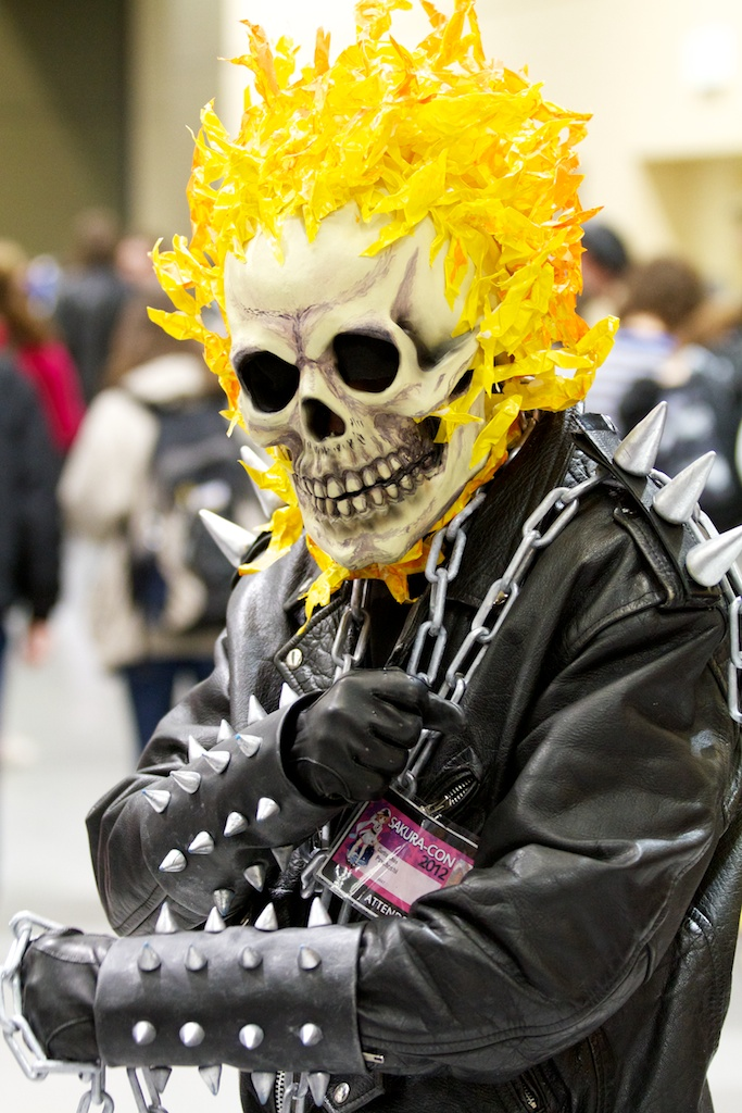 is ghost rider real