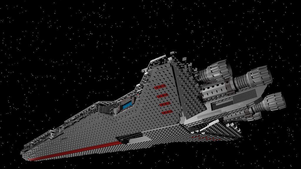 LEGO Venator Class Star Destroyer 2 | Another photo of the