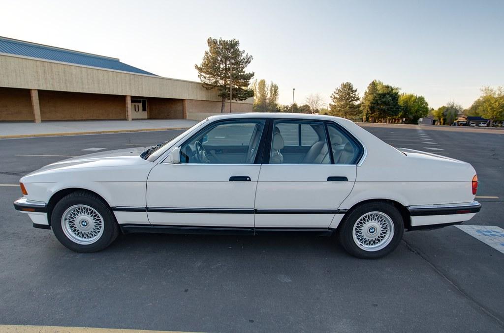 Bmw 1993 740i 130k 1