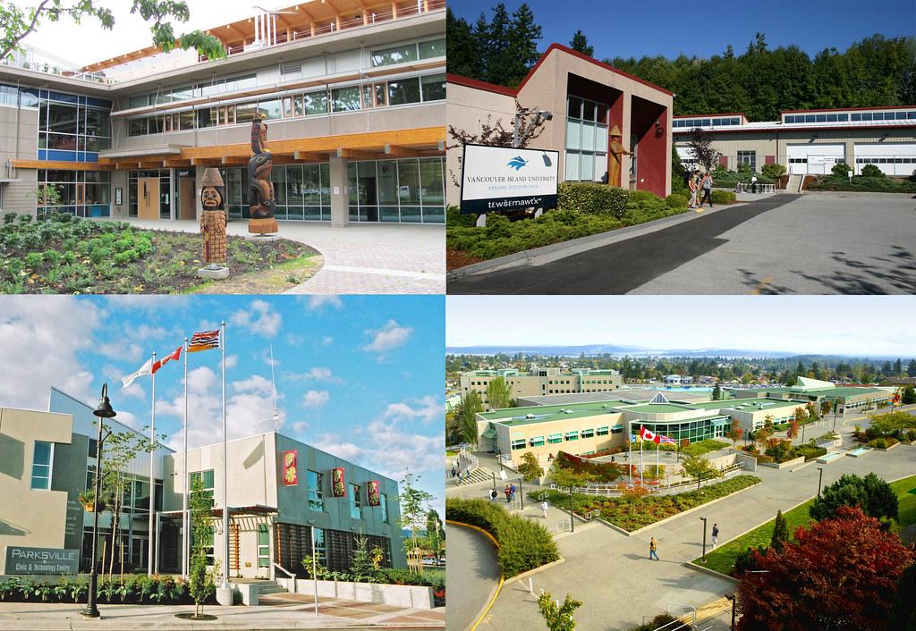 Vancouver Island University Bc