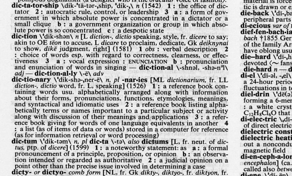 a description of the tragedy as defined in websters new collegiate dictionary The dictionary by merriam-webster is america's most trusted online dictionary for english word definitions, meanings learn a new word every day.