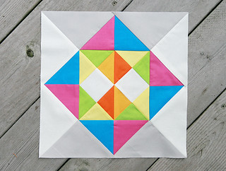 Diamond Mine Quilt Block | by Fresh Lemons : Faith
