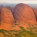 Kata Tjuta (the Olgas), NT, Australia