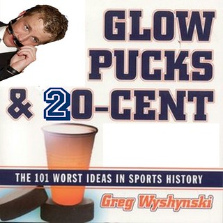 glow pucks | by Mighty Mike D