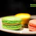Macarons @ David Hawksworth's Bel Cafe