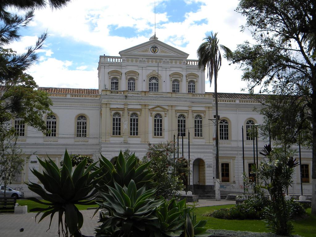 edificio de la gobernaci n de imbabura ibarra ecuador