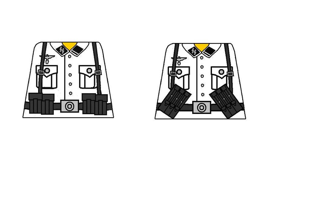Decals Ww2 Lego Ww2 German Winter Decals