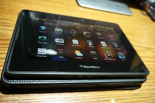 BlackBerry PlayBook Front | by TechShift