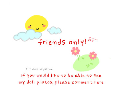 FRIENDS ONLY | by yuhime♔ { amanda }