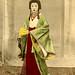 Kabuki - Heian Period Court Lady 1910s