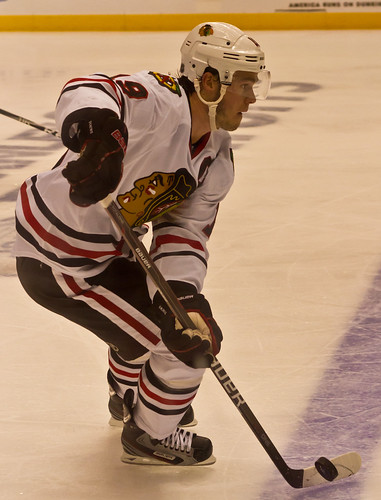 Jonathan Toews | by johnathan.mastrella