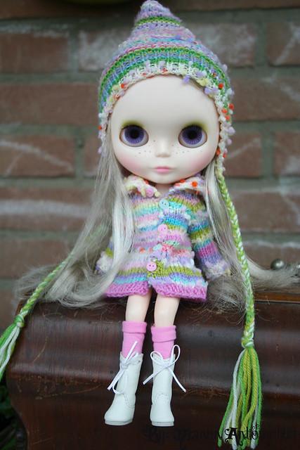 Isabelle chopin flickr photo sharing for Blythe le jardin