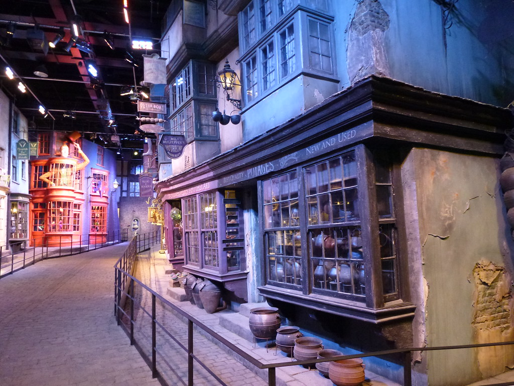 Warner Brothers Harry Potter Tour In London