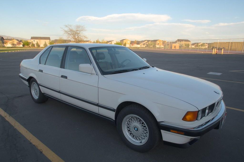 Bmw 1993 740i 130k 4