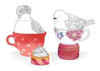 Laura Ashley | by Little Doodles