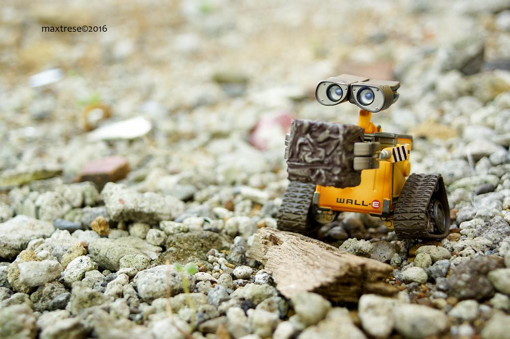 Revoltech Wall-E