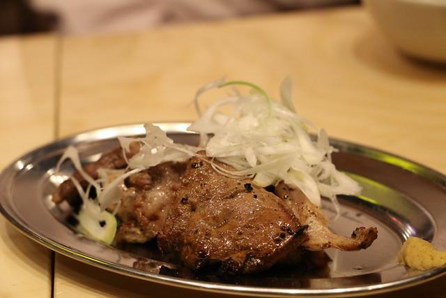 旭日食肉横丁 立川 焼きとん・もつ鍋 お多福
