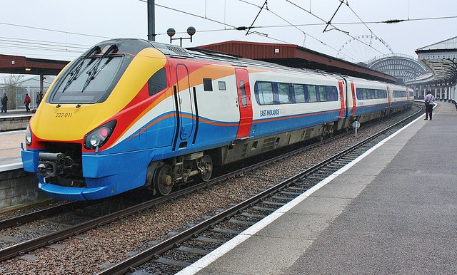 East Midlands Trains Picture
