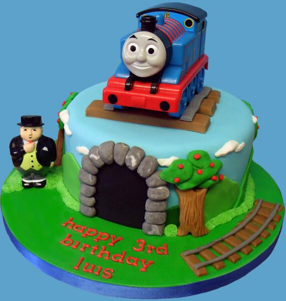 Thomas Birthday Cake Pan