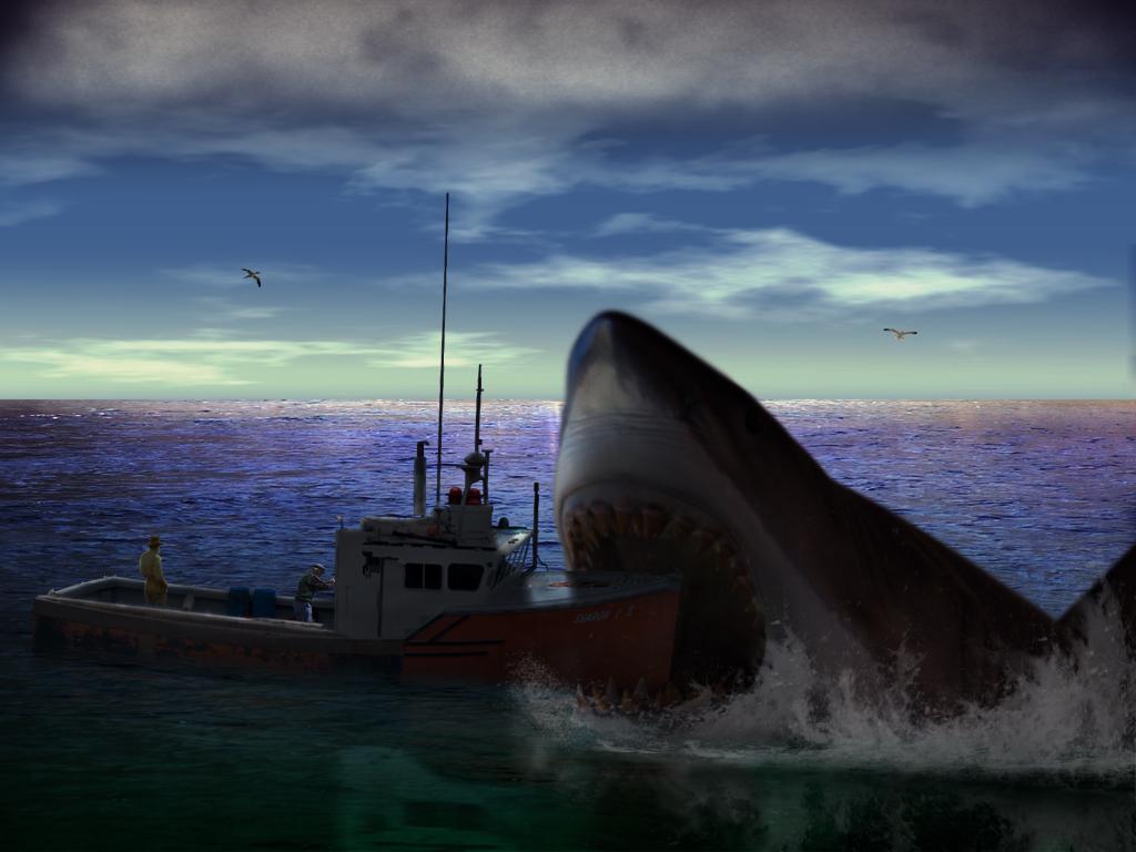 U0026quot You U0026 39 Re Gonna Need A Bigger Boat U0026quot    Roy Scheider As Martin