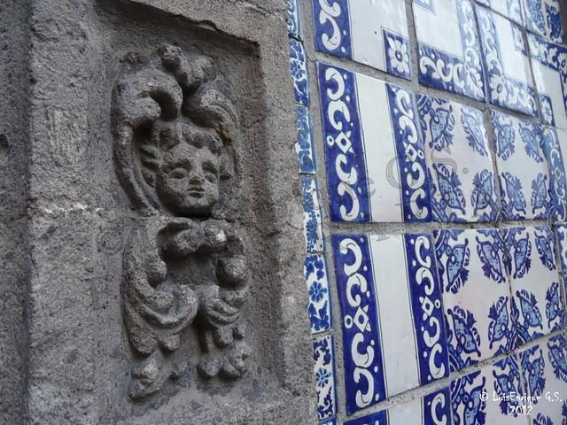 Detalle sanborns casa de los azulejos ciudad de Sanborns de los azulejos mexico