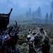 Skyrim Khajiit & Sabertooth Cat 3