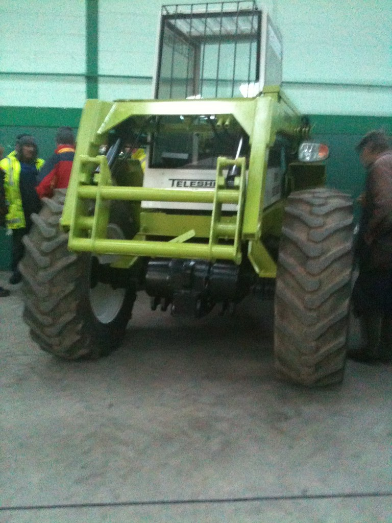 Collins Teleshift | Teleshift at Somerset vintage tractor ...