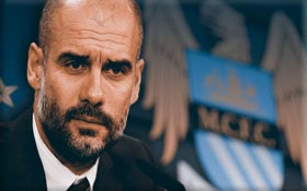 picture of Pep Guardiola