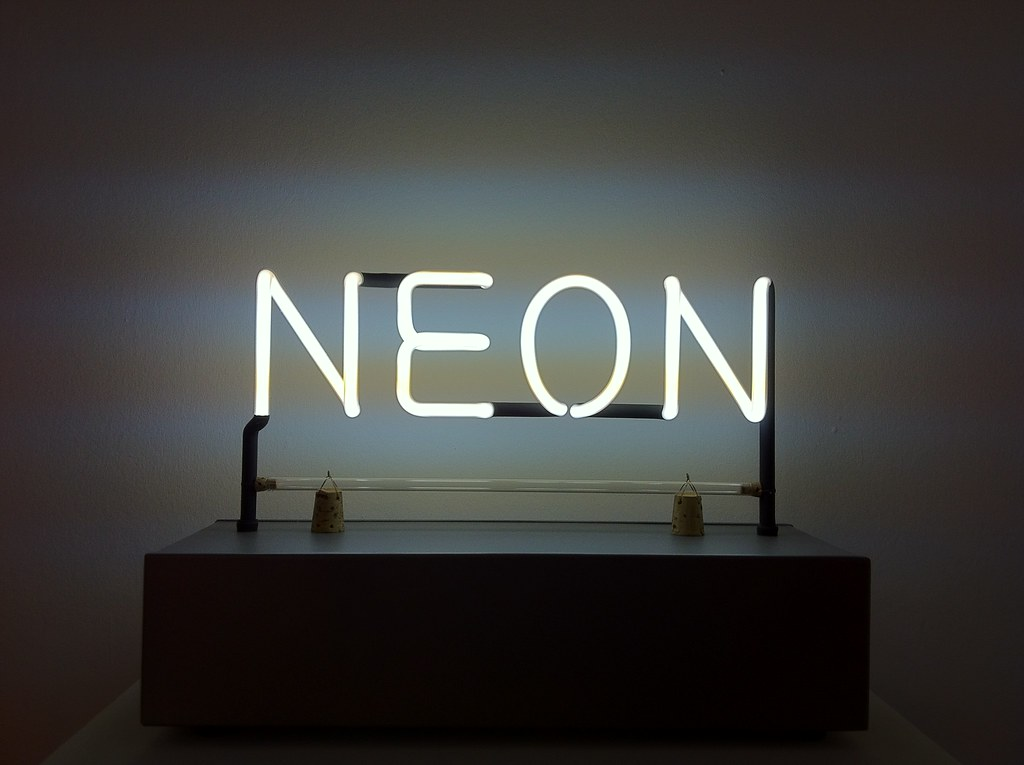 Image Result For Neon Sign New