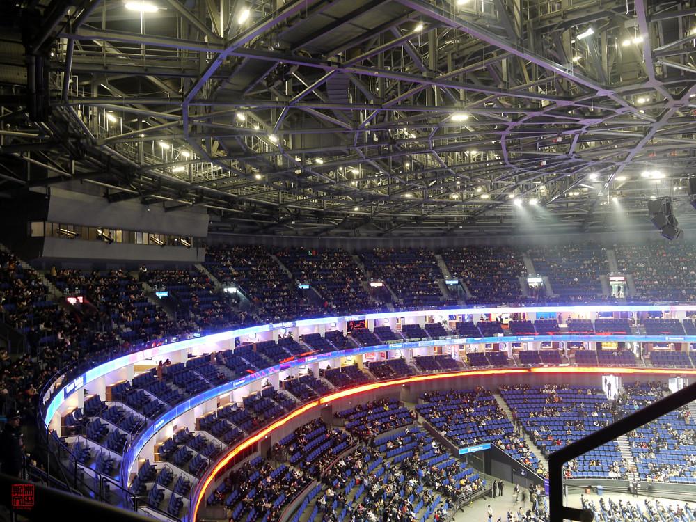 Mercedes Benz Arena Shanghai Quot Vorlesung F 252 R 10 000 Quot Von