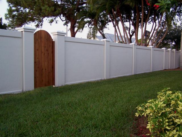 Precast Concrete Fence Walls Georgia Atlanta Augusta 3