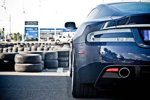 Aston Martin DBS | by D.LOS